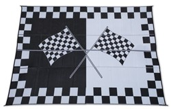 Rv Reversible Racing Mat 8 ft x 20 ft