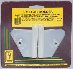 RV Flag Holder