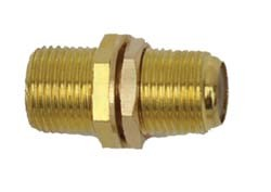 In Line Coaxial Connector