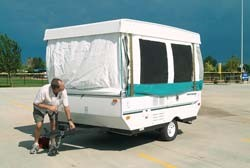 Carefree 12V Pop-Up Camper Lift