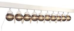 RV Globe Lights Bronze 10 Pack