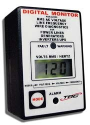 Digital Voltage Monitor
