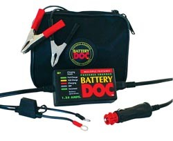 Battery Doc Carrying Case