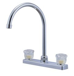 RV Kitchen Faucet With High Arch, 8