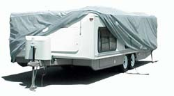 SFS AquaShed Hi Lo Trailer Cover 20 ft to 22 ft 6 inch