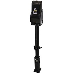 Lippert Components M6V671417 Trailer Tongue Jack Electric A Frame 3000  Pound Capacity